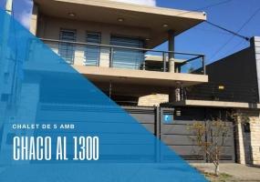 4 Habitaciones, 5 Habitaciones, Casa, Destacada, Chalet, chaco, 4 Lavabos, Referencia del Inmueble: 1009, lanus, lanus, Argentina,